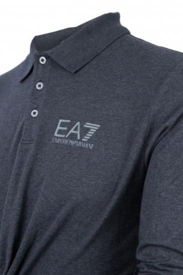 Поло с длинным рукавом мужские EA7 модель 6ZPF54-PJ18Z-3909 характеристики, 2017