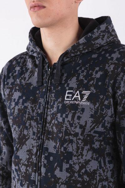 Кофта спорт мужские EA7 модель 6ZPM87-PJF6Z-2922 характеристики, 2017
