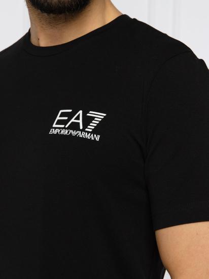 Футболка EA7 модель 3KPT25-PJ3NZ-1200 — фото 3 - INTERTOP
