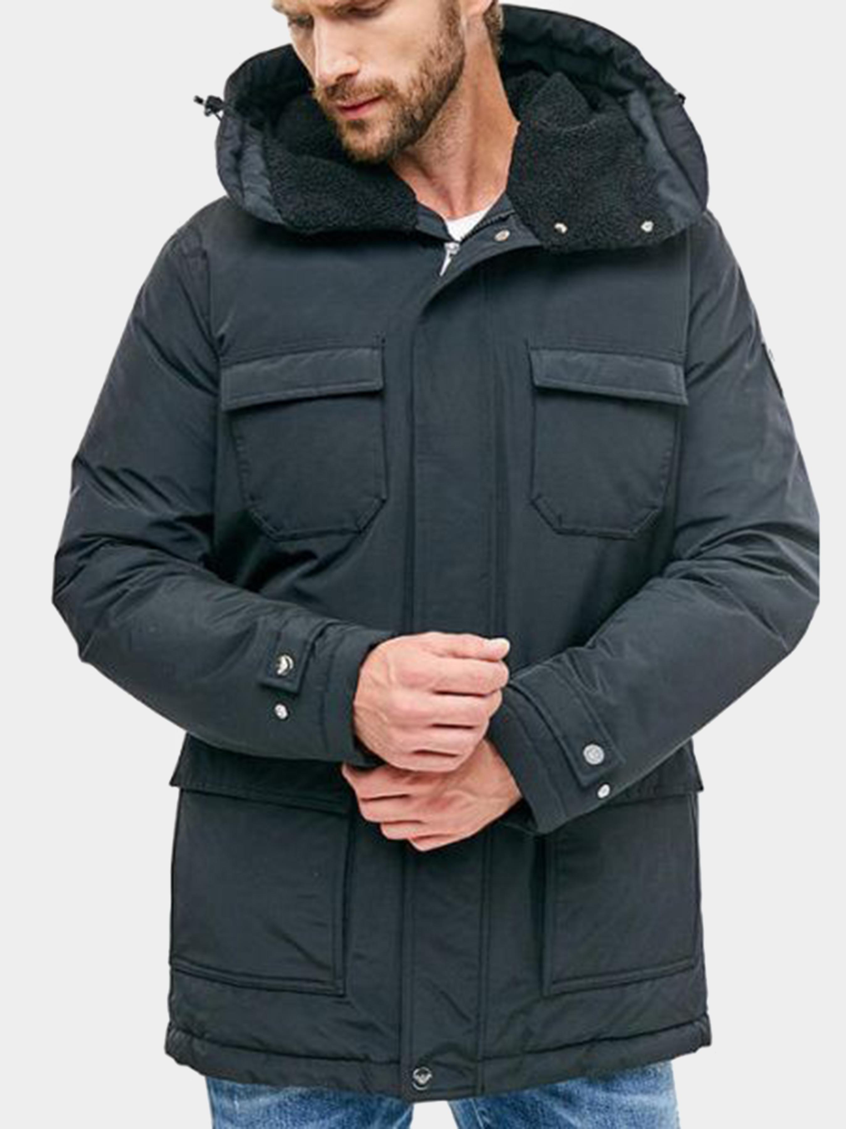 EA7 Пальто пуховое мужские модель 7O3 , 2017