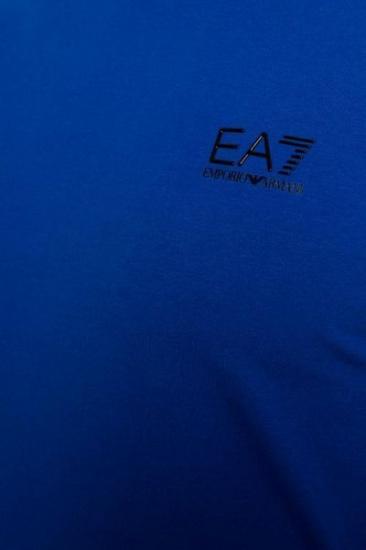 Футболка EA7 модель 3GPT52-PJM5Z-1582 — фото 4 - INTERTOP