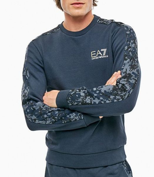 EA7 Пуловер мужские модель 7O8 характеристики, 2017