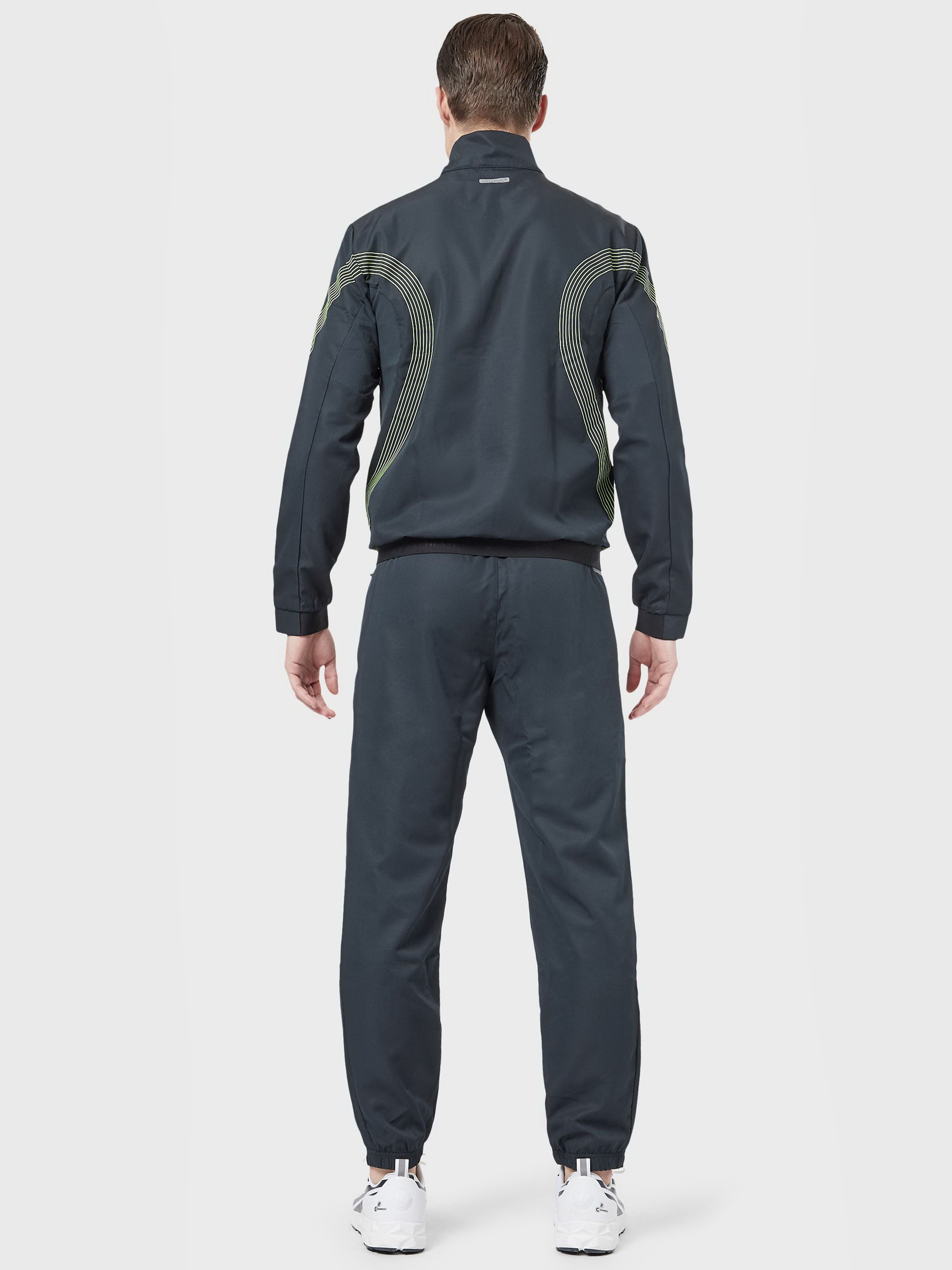 Спортивный костюм мужские EA7 модель 7O91 качество, 2017