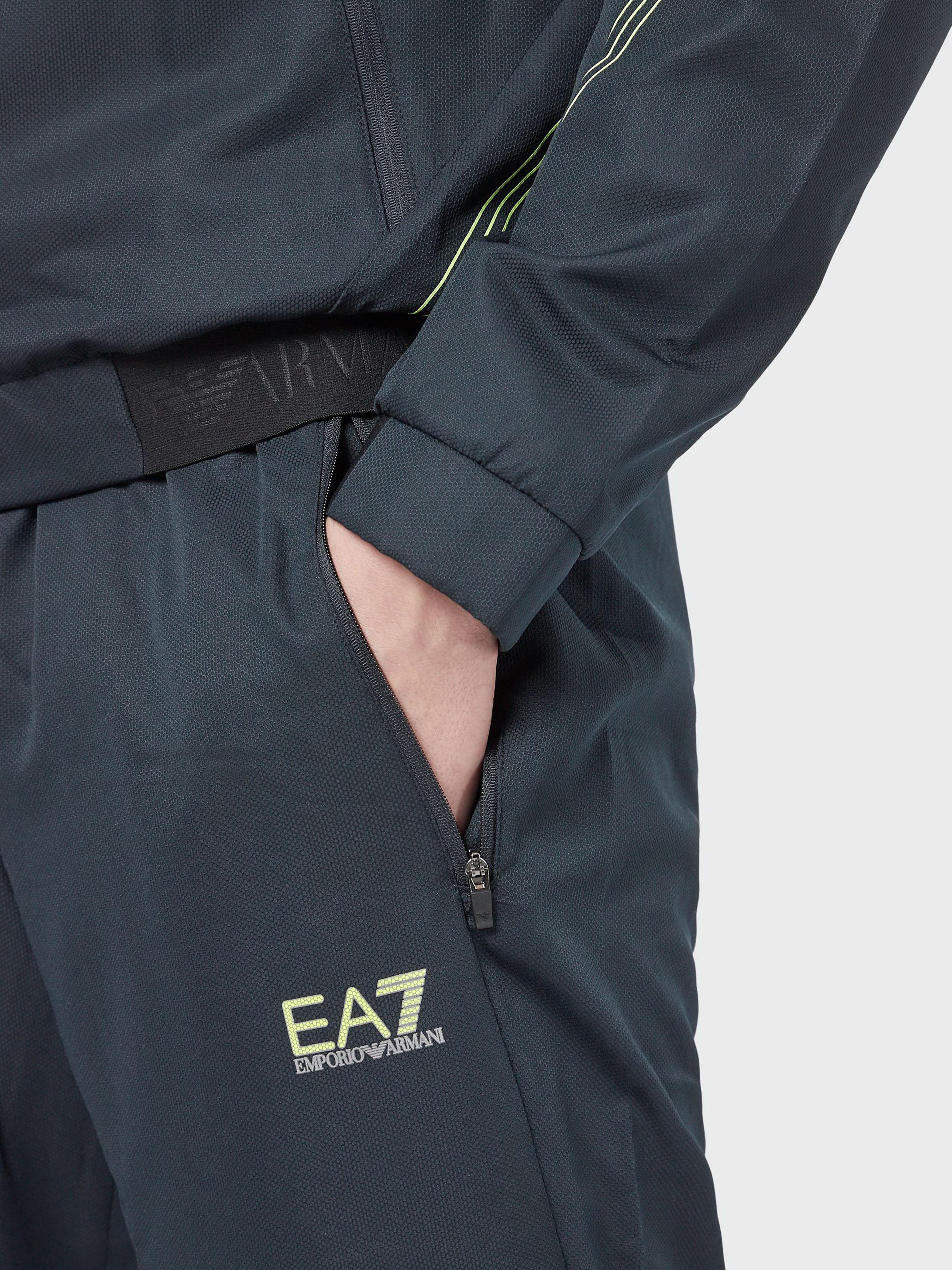 Спортивный костюм мужские EA7 модель 7O91 цена, 2017