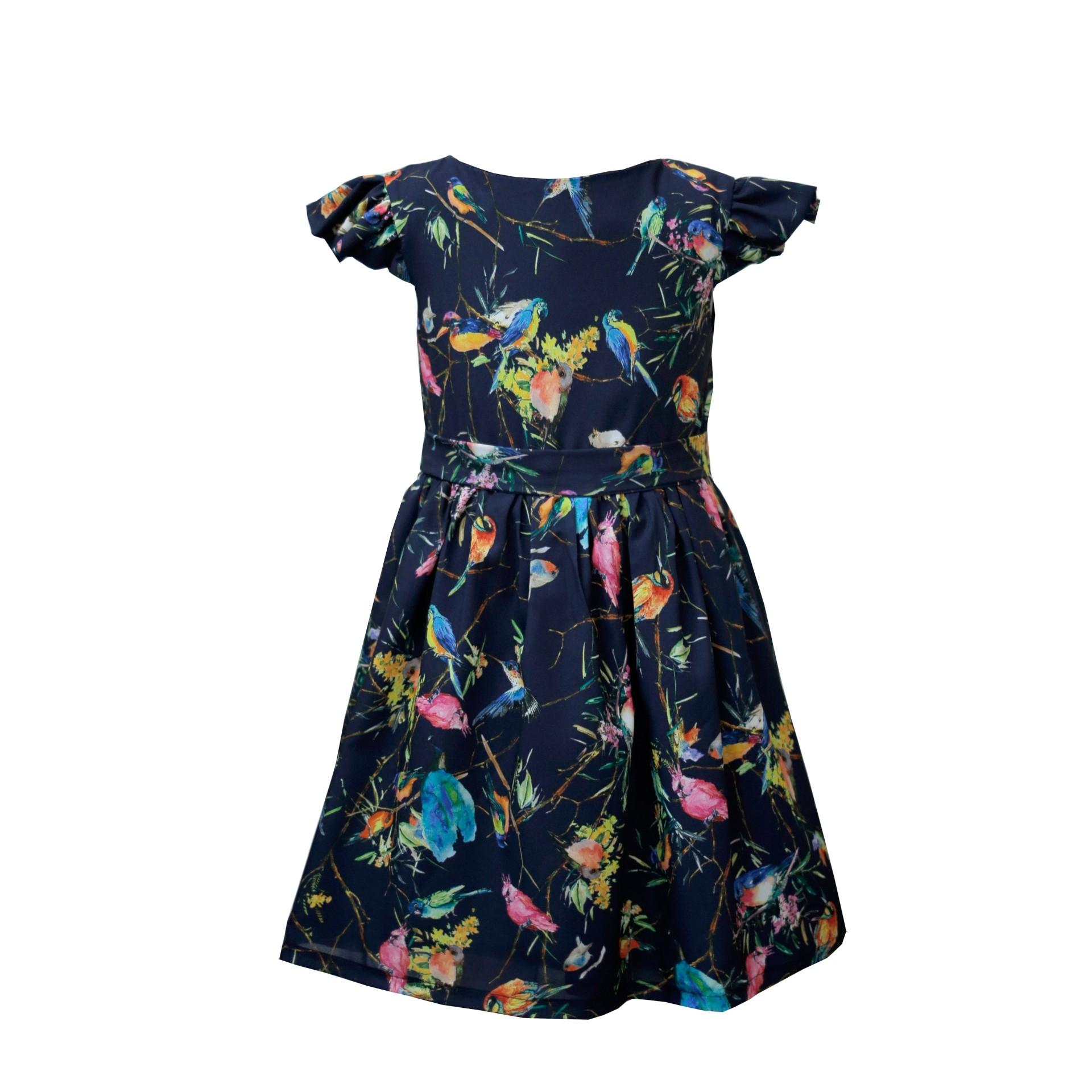 Платье детские Wuzazu  модель 7OQ~38059-1 , 2017