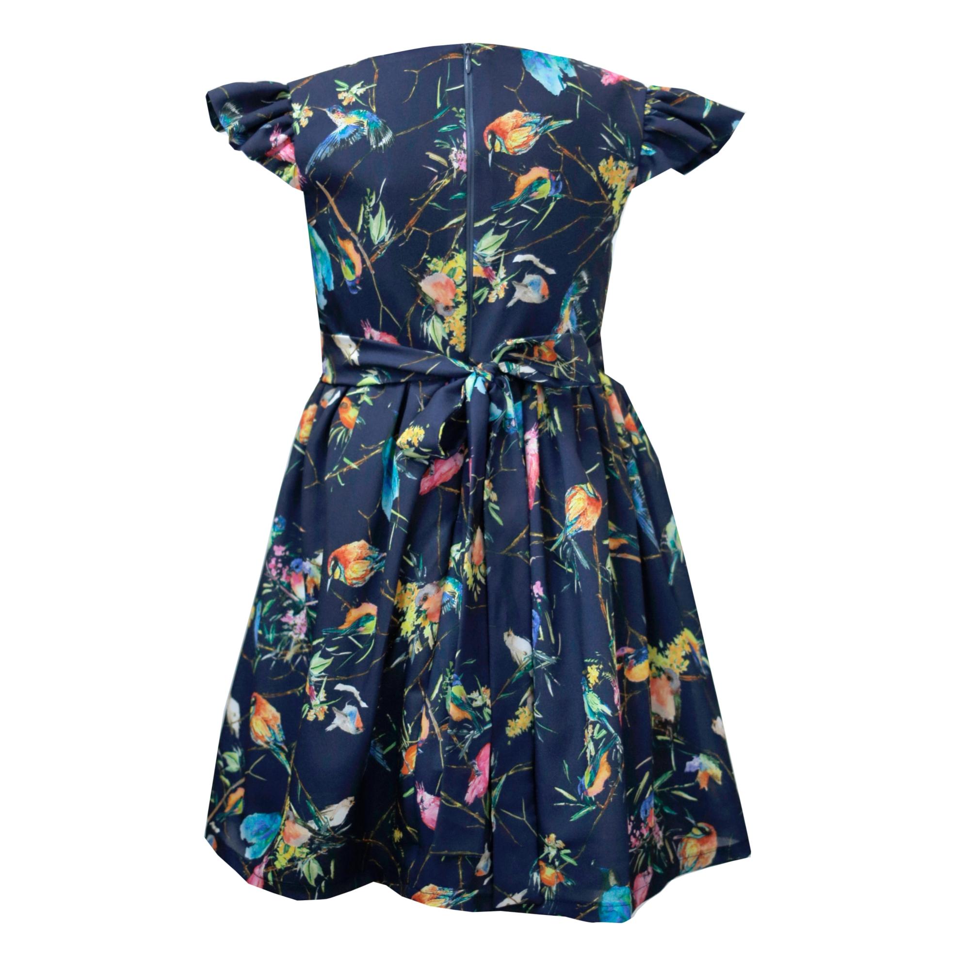 Платье детские Wuzazu  модель 7OQ~38059-1 отзывы, 2017