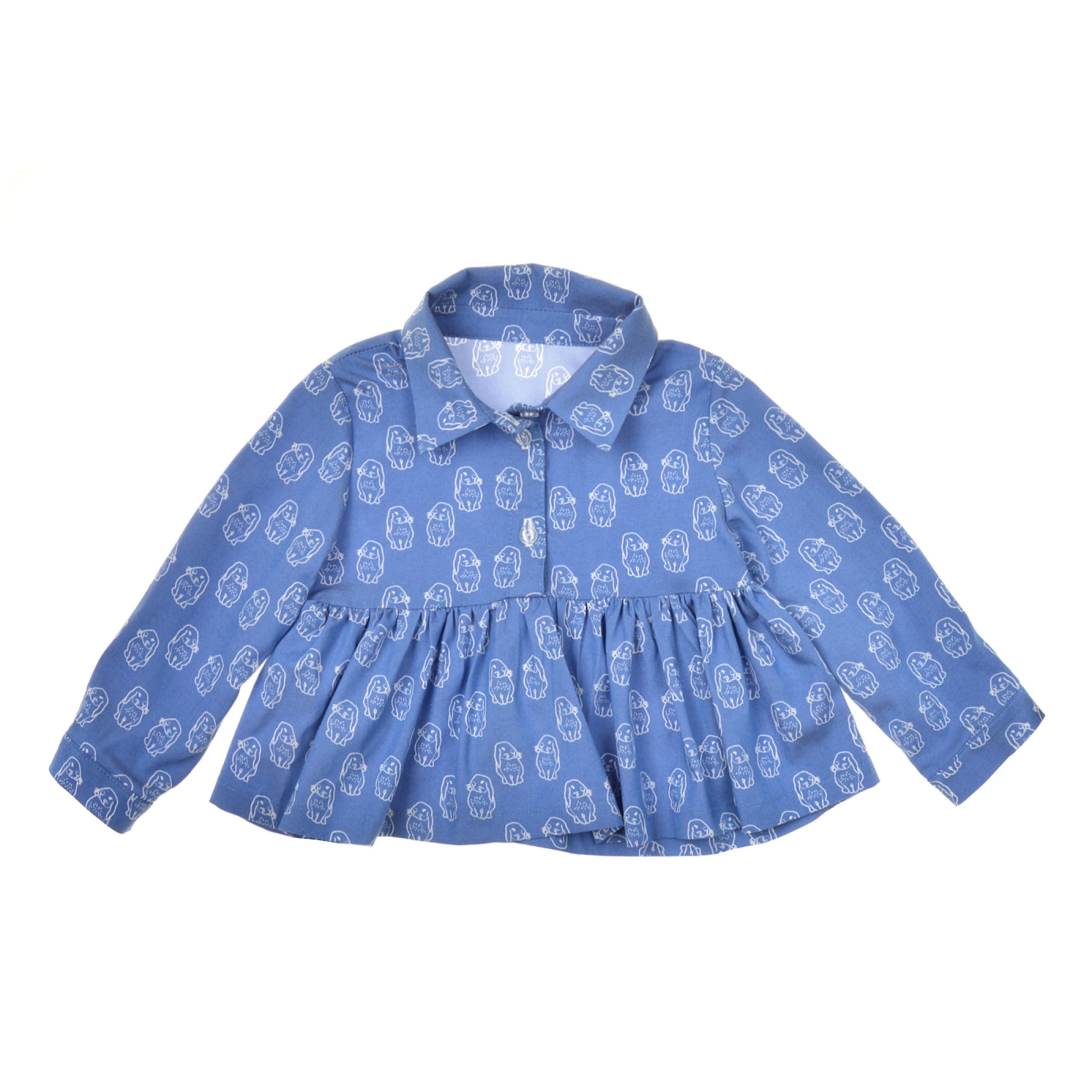 Wuzazu  Блуза дитячі модель 7OQ~40817-1 купити, 2017