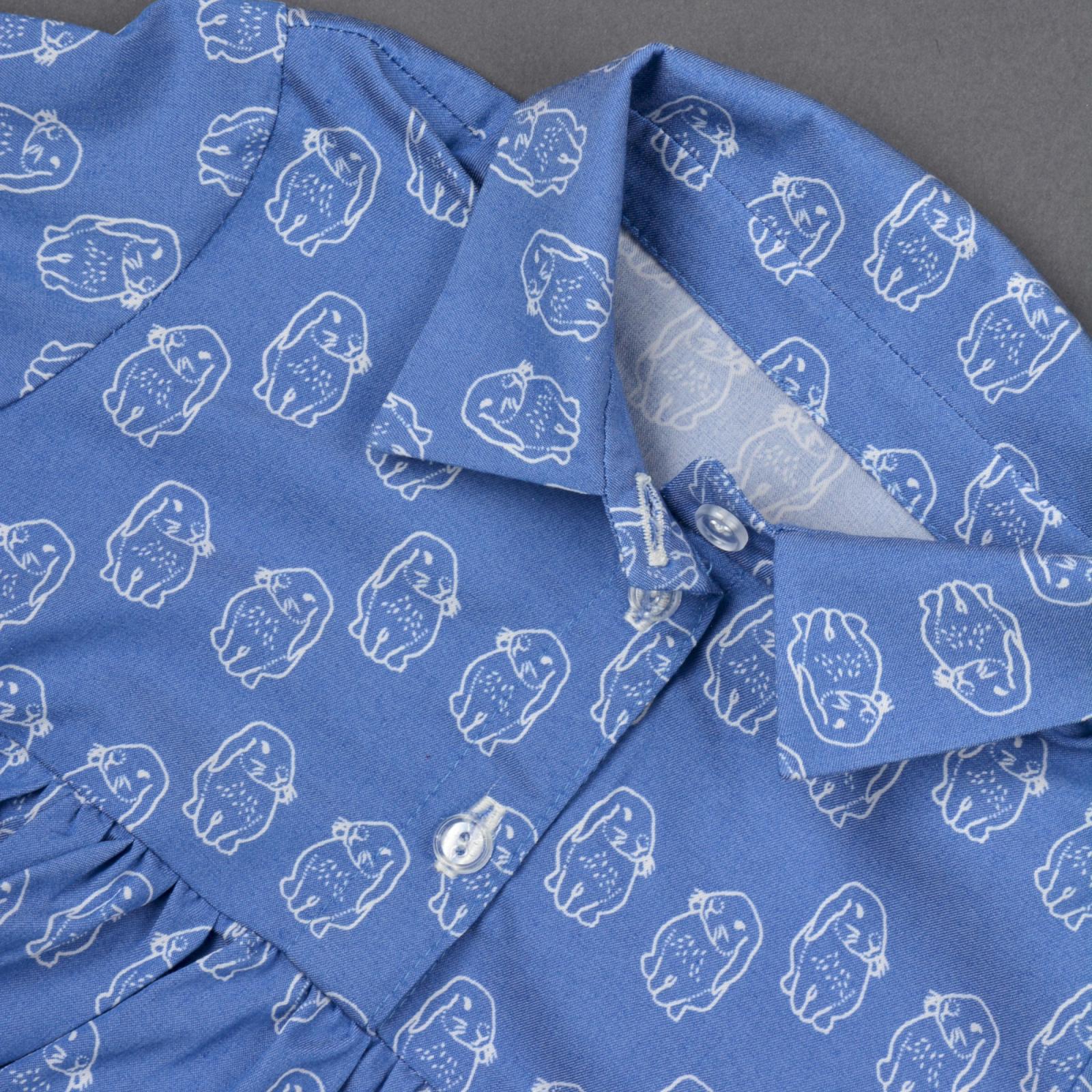 Wuzazu  Блуза дитячі модель 7OQ~40817-1 якість, 2017