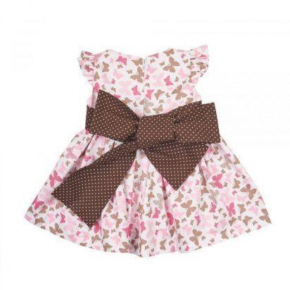 Платье детские Wuzazu  модель 7OQ~46355-1 качество, 2017