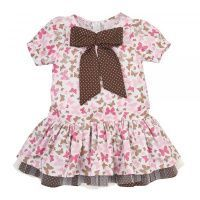 Платье детские Wuzazu  модель 7OQ~46356-1 , 2017