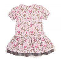 Платье детские Wuzazu  модель 7OQ~46356-1 качество, 2017