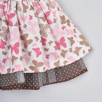 Платье детские Wuzazu  модель 7OQ~46356-1 отзывы, 2017