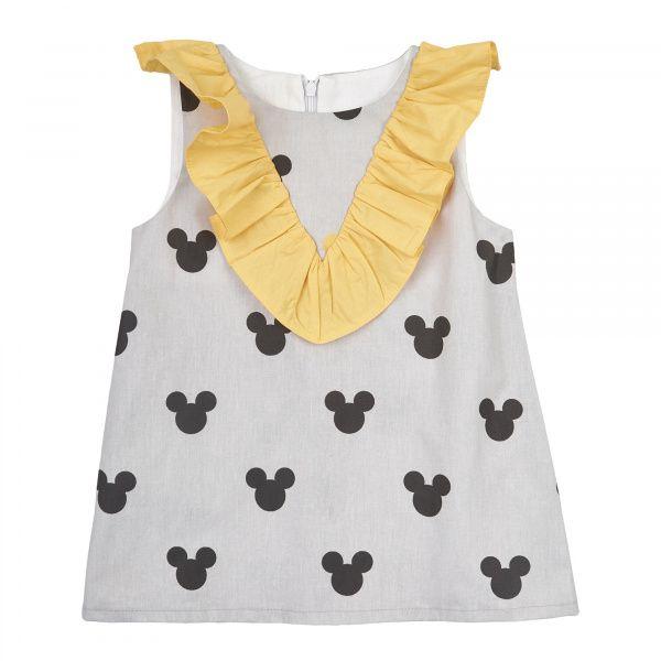 Платье детские Wuzazu  модель 7OQ~46462-1 , 2017