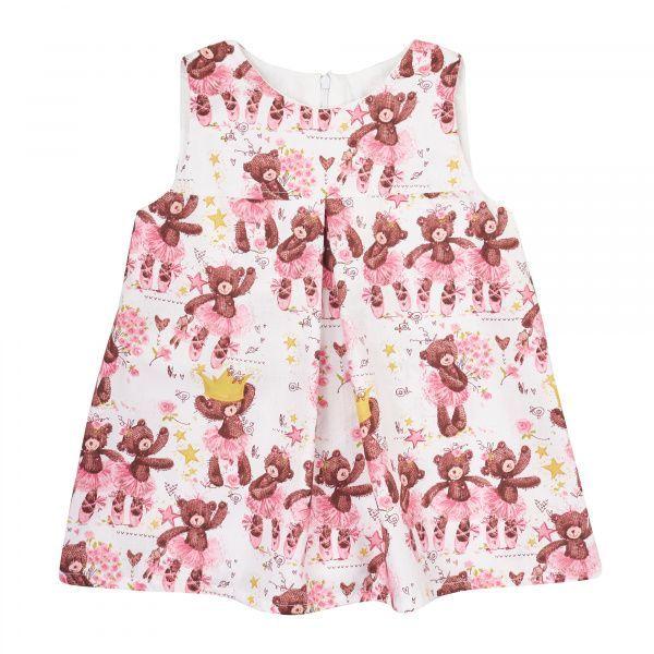 Платье детские Wuzazu  модель 7OQ~47081-1 , 2017