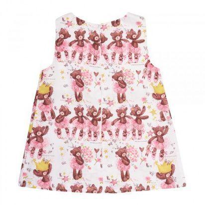 Платье детские Wuzazu  модель 7OQ~47081-1 качество, 2017