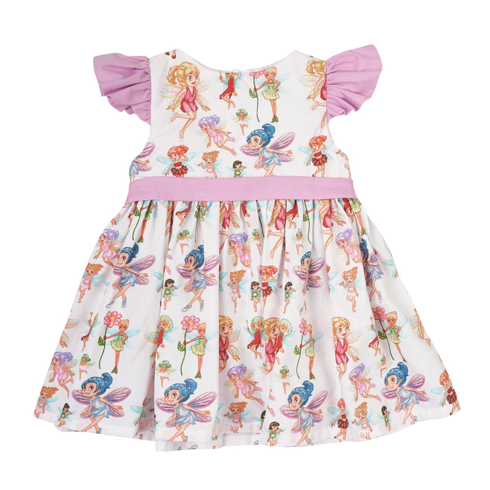 Платье детские Wuzazu  модель 7OQ~47652-1 , 2017