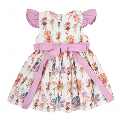 Платье детские Wuzazu  модель 7OQ~47652-1 отзывы, 2017