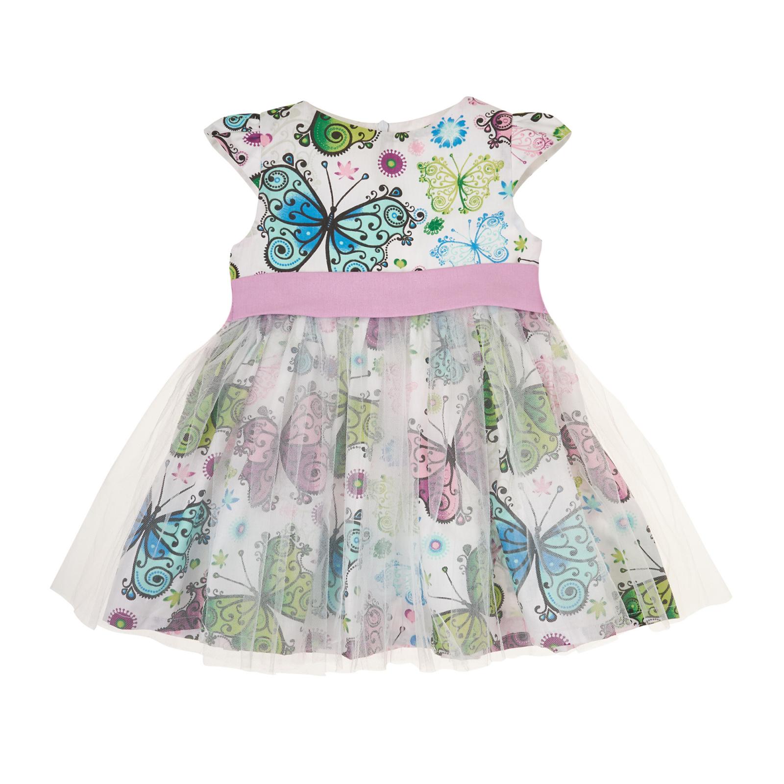 Платье детские Wuzazu  модель 7OQ~47661-1 , 2017