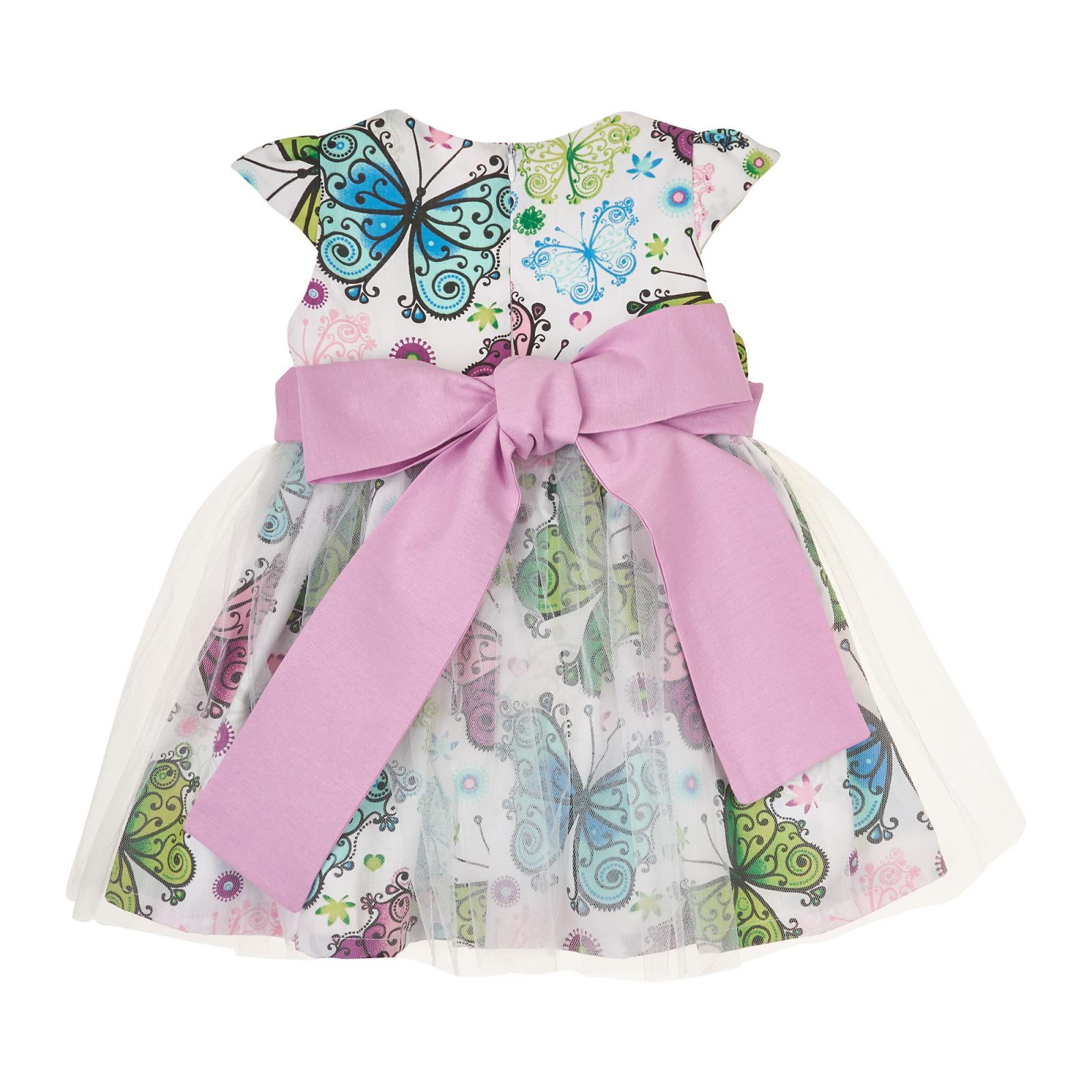 Платье детские Wuzazu  модель 7OQ~47661-1 отзывы, 2017