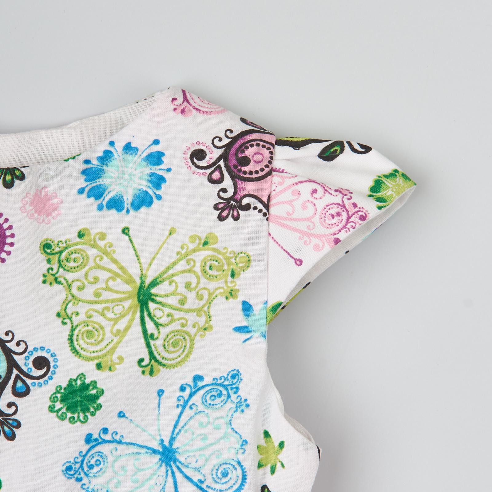 Платье детские Wuzazu  модель 7OQ~47661-1 качество, 2017