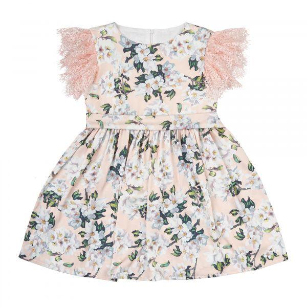 Платье детские Wuzazu  модель 7OQ~47781-1 , 2017