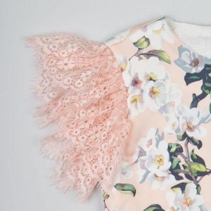 Платье детские Wuzazu  модель 7OQ~47781-1 качество, 2017