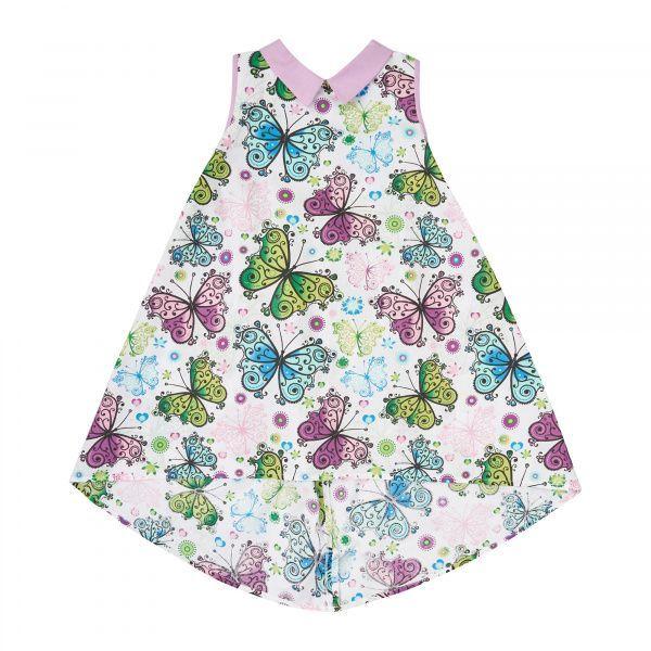 Платье детские Wuzazu  модель 7OQ~47921-1 , 2017