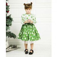Платье детские Wuzazu  модель 7OQ~50247-1 цена, 2017