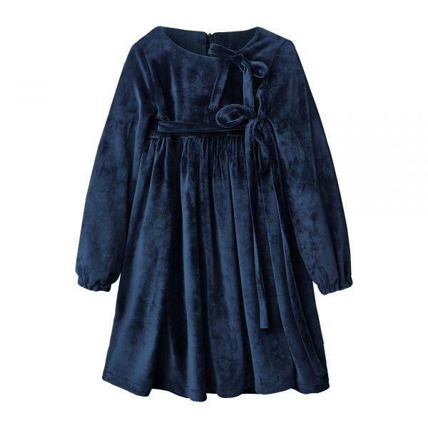 Платье детские модель 7OQ~50927-3, Синий