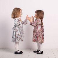 Платье детские Wuzazu  модель 7OQ~51055-1 цена, 2017