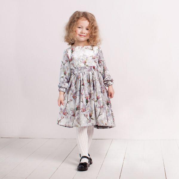 Платье детские Wuzazu  модель 7OQ~51055-1 отзывы, 2017