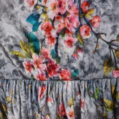 Платье детские Wuzazu  модель 7OQ~51055-1 качество, 2017