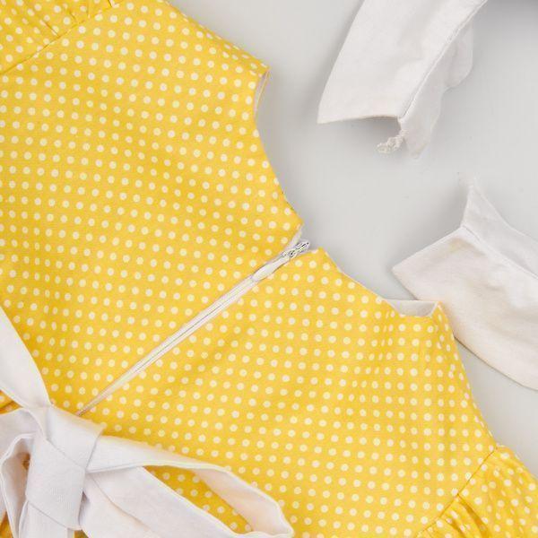 Платье детские Wuzazu  модель 7OQ~61462-3 отзывы, 2017
