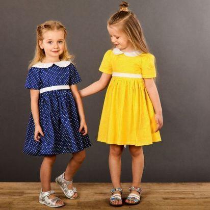 Платье детские Wuzazu  модель 7OQ~61462-3 цена, 2017