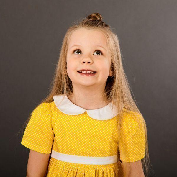 Платье детские Wuzazu  модель 7OQ~61462-3 приобрести, 2017