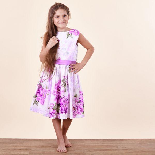 Платье детские Wuzazu  модель 7OQ~61463-1 отзывы, 2017