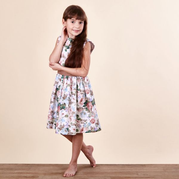 Платье детские Wuzazu  модель 7OQ~61464-2 отзывы, 2017