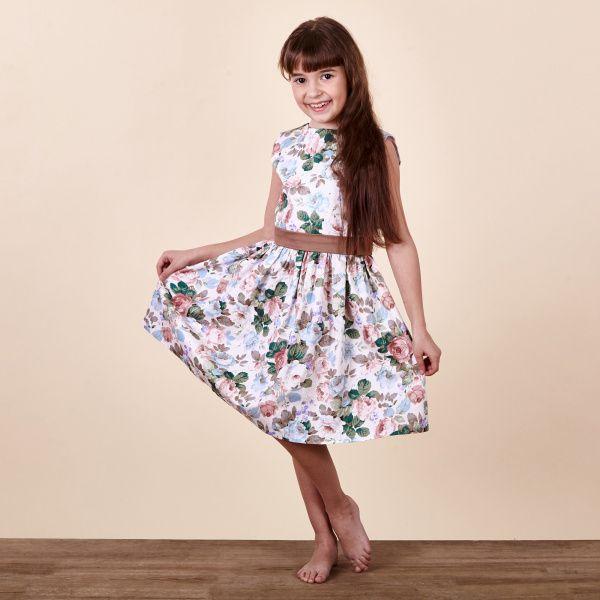 Платье детские Wuzazu  модель 7OQ~61464-2 приобрести, 2017