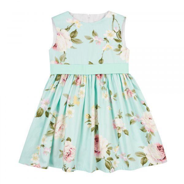 Платье детские Wuzazu  модель 7OQ~61464-3 , 2017