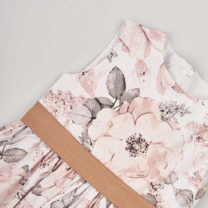 Платье детские Wuzazu  модель 7OQ~61464-6 качество, 2017