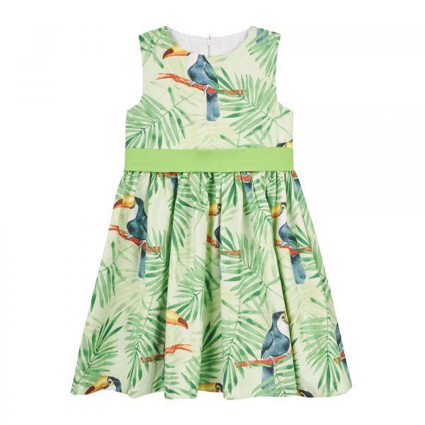 Платье детские Wuzazu  модель 7OQ~61464-7 , 2017