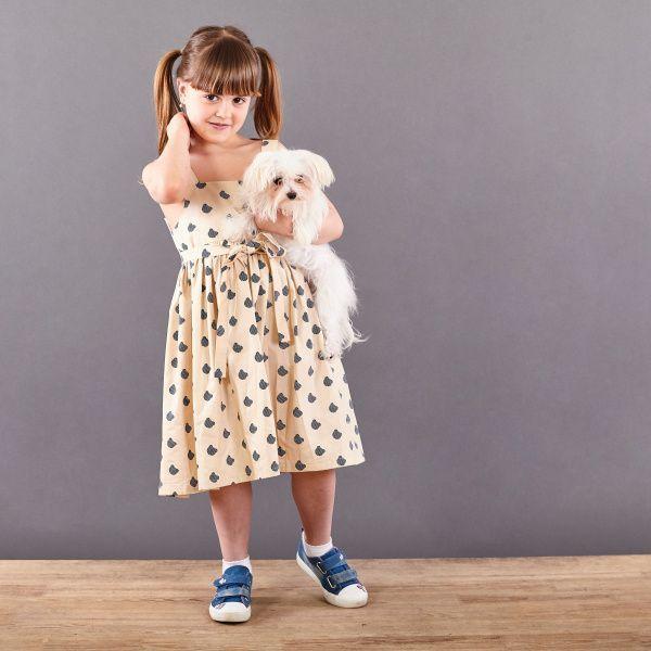 Сарафан детские Wuzazu  модель 7OQ~69054-2 цена, 2017