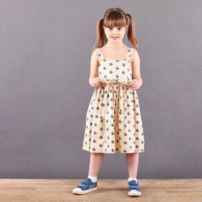 Сарафан детские Wuzazu  модель 7OQ~69054-2 отзывы, 2017