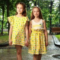 Платье детские Wuzazu  модель 7OQ~73000-1 отзывы, 2017