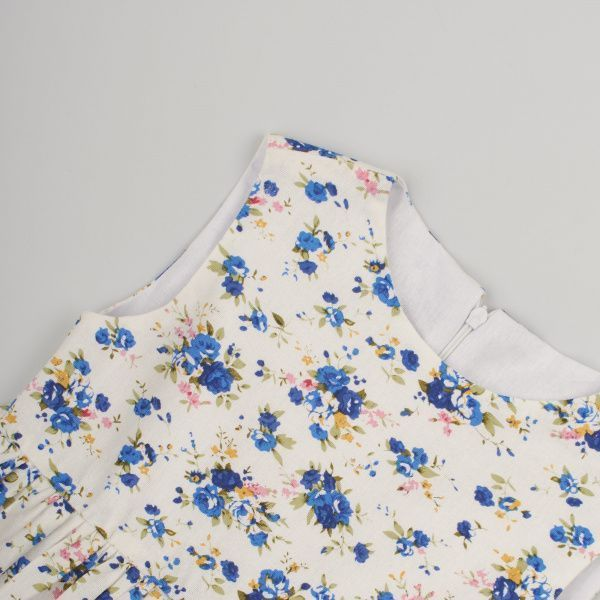 Платье детские Wuzazu  модель 7OQ~79751-1 качество, 2017
