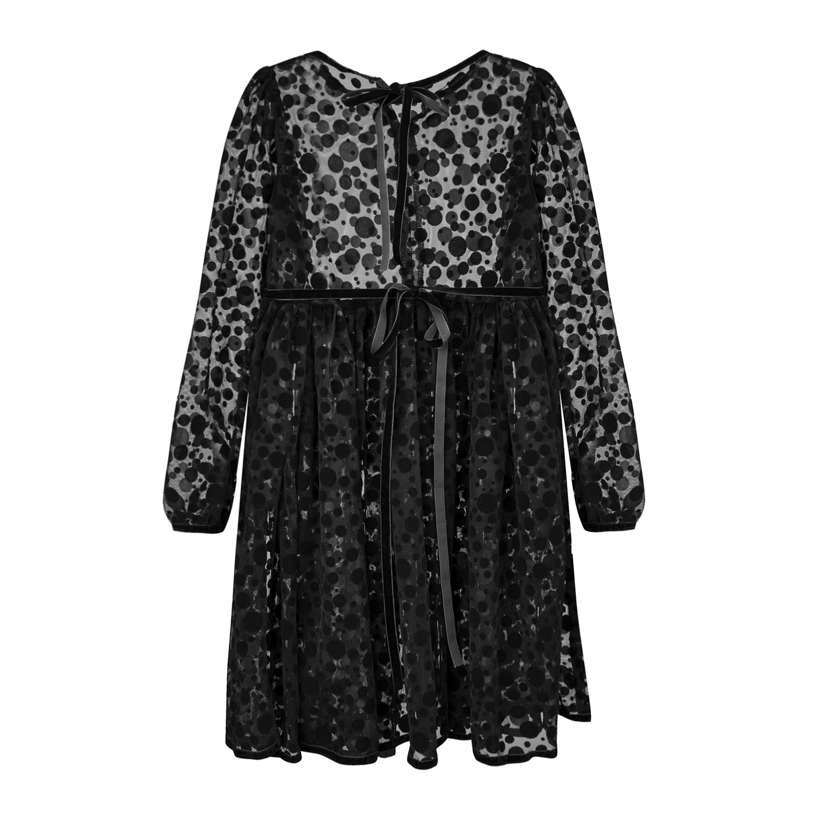 Платье детские Wuzazu  модель 7OQ~96415-2 приобрести, 2017