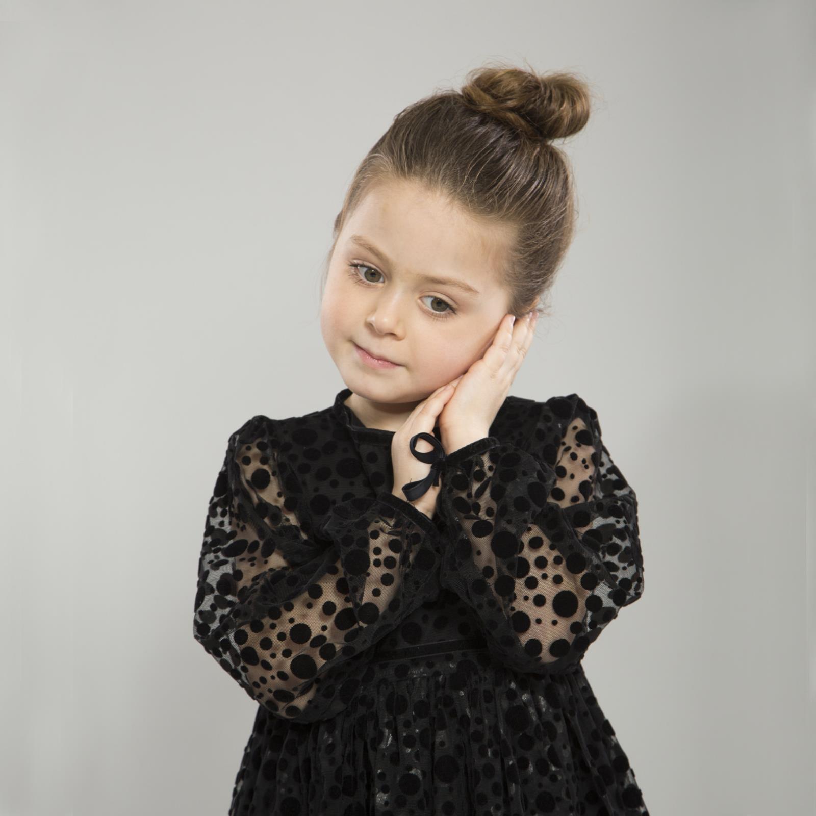 Платье детские Wuzazu  модель 7OQ~96415-2 цена, 2017
