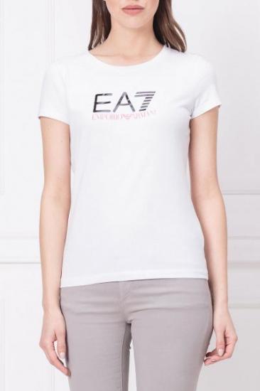 Футболка EA7 модель 3GTT62-TJ12Z-0192 — фото 2 - INTERTOP