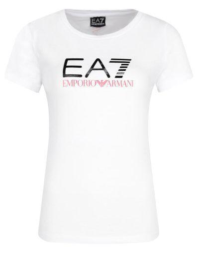 Футболка EA7 модель 3GTT62-TJ12Z-0192 — фото - INTERTOP