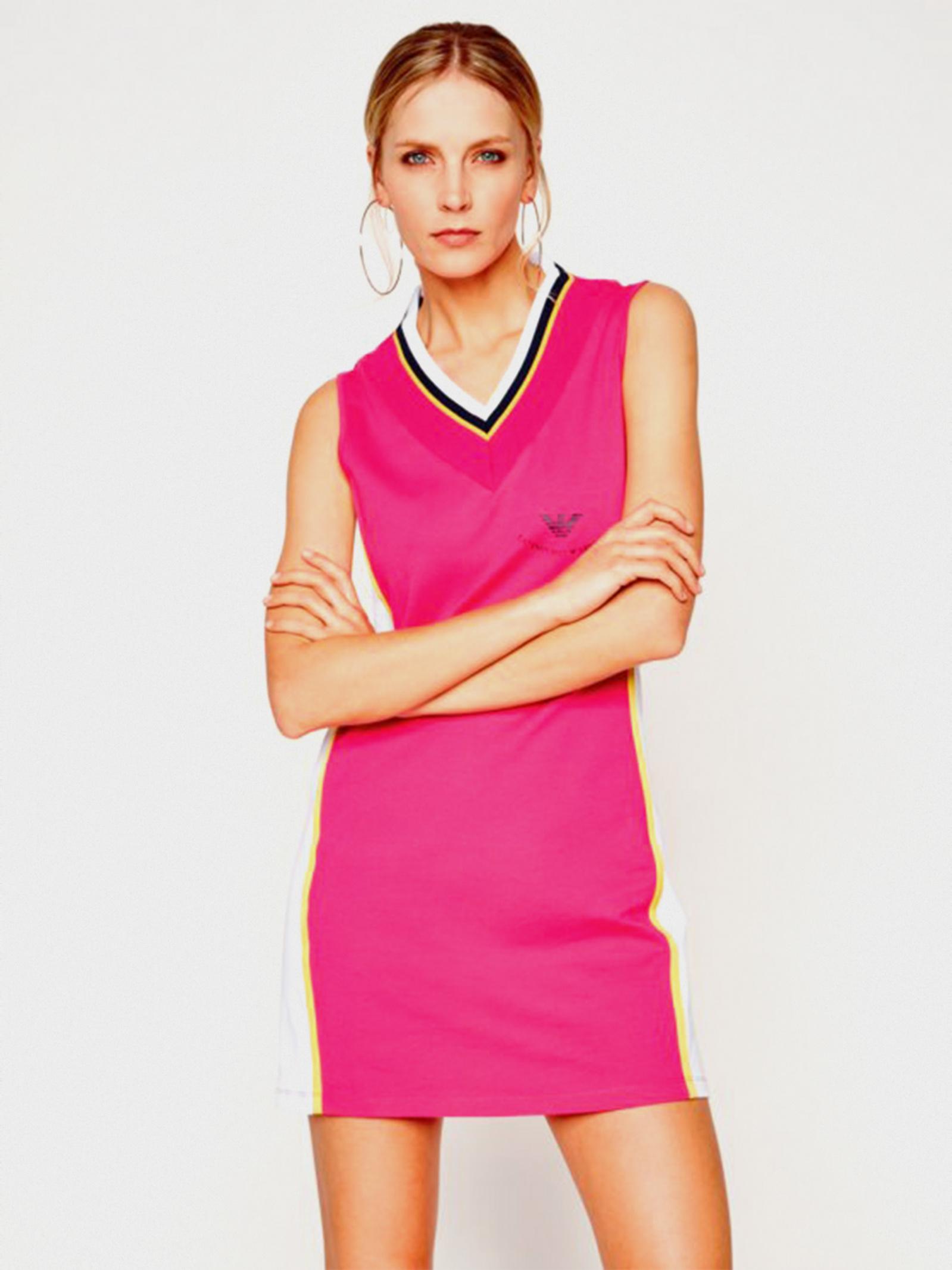Платье женские EA7 модель 3HTA55-TJ31Z-1401 приобрести, 2017